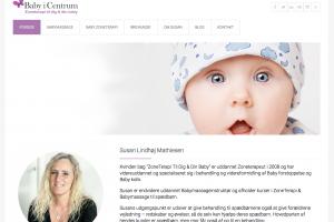 Babyicentrum.dk forside